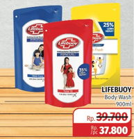 Promo Harga LIFEBUOY Body Wash 900 ml - Lotte Grosir