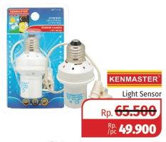 Promo Harga KENMASTER Light Sensor  - Lotte Grosir