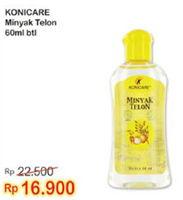Promo Harga KONICARE Minyak Telon Plus 60 ml - Indomaret