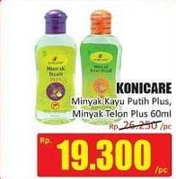 Promo Harga KONICARE Minyak Kayu Putih Plus/ Minyak Telon Plus 60 ml - Hari Hari