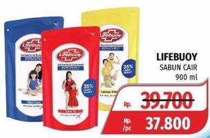 Promo Harga LIFEBUOY Body Wash 900 ml - Lotte Grosir