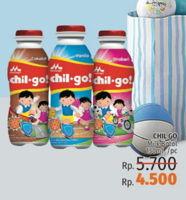 Promo Harga MORINAGA Chil Go UHT 130 ml - LotteMart