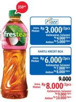 Promo Harga FRESTEA Minuman Teh per 2 botol 350 ml - Alfamidi