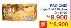 Promo Harga PROCHIZ Gold Cheddar 170 gr - Indomaret