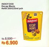 Promo Harga INDOFOOD Indofood Kecap Manis 200ml/225ml  - Indomaret