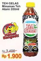 Promo Harga TEH GELAS Minuman Teh Alami 350 ml - Indomaret