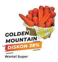 Promo Harga Wortel Super per 100 gr - Yogya