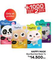 Promo Harga HAPPY MASK Eye Mask  - Guardian