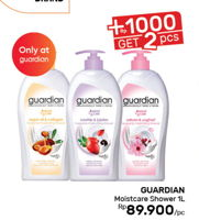Promo Harga GUARDIAN Moistcare Shower 1 ltr - Guardian