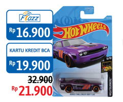 Promo Harga HOT WHEELS Car  - Alfamidi