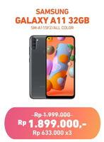 Promo Harga SAMSUNG Galaxy A11  - Electronic City