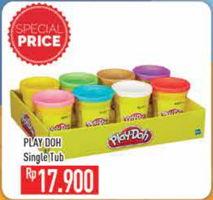 Promo Harga PLAY DOH Mainan Single Tub  - Hypermart