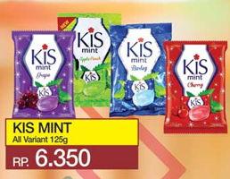 Promo Harga KIS Candy Mint All Variants 125 gr - Yogya
