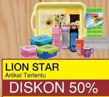 Promo Harga LION STAR Products Jenis Tertentu  - Yogya