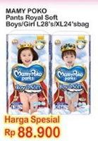 Promo Harga MAMY POKO Pants Royal Soft L28, XL24  - Indomaret