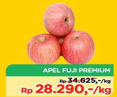 Promo Harga Apel Fuji Premium  - TIP TOP