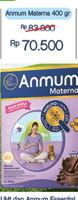 Promo Harga ANMUM Materna 400 gr - Alfamidi