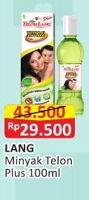 Promo Harga CAP LANG Minyak Telon Lang Plus Triple Action 100 ml - Alfamart