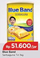 Promo Harga BLUE BAND Margarine Serbaguna 1000 gr - TIP TOP