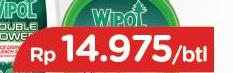 Promo Harga WIPOL Disinfectant Spray 500 ml - TIP TOP