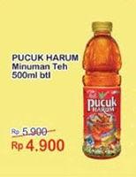 Promo Harga TEH PUCUK HARUM Minuman Teh 500 ml - Indomaret