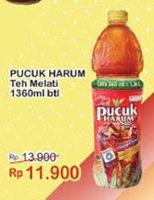 Promo Harga TEH PUCUK HARUM Minuman Teh 1360 ml - Indomaret