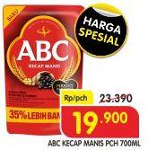 Promo Harga ABC Kecap Manis 700 ml - Superindo