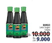 Promo Harga BANGO Kecap Manis Light 135 ml - LotteMart