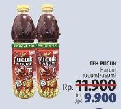 Promo Harga TEH PUCUK HARUM Minuman Teh 1360 ml - LotteMart