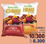 Promo Harga LEMONILO Chimi All Variants 40 gr - LotteMart