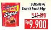 Promo Harga BENG-BENG Share It 95 gr - Hypermart