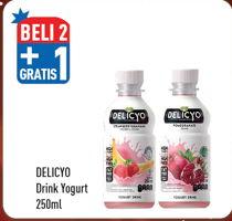 Promo Harga PROSANA Delicyo 250 ml - Hypermart