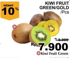 Promo Harga Kiwi Green/ Kiwi Gold  - Giant