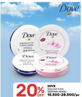Promo Harga DOVE Products  - Guardian