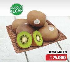 Promo Harga Kiwi Green  - Lotte Grosir