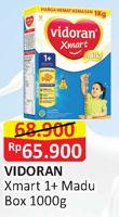 Promo Harga VIDORAN Xmart 1+ Madu 1000 gr - Alfamart