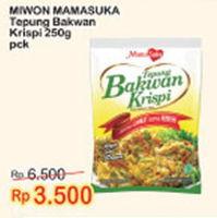 Promo Harga MAMASUKA Tepung Bakwan Krispi 250 gr - Indomaret