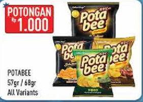 Promo Harga POTABEE POTABEE Snack Potato Chips  - Hypermart