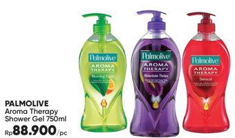 Promo Harga PALMOLIVE Shower Gel 750 ml - Guardian
