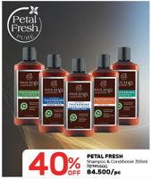 Promo Harga PETAL FRESH Shampoo 355 ml - Guardian