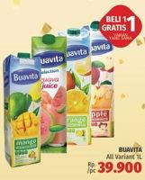 Promo Harga BUAVITA Fresh Juice All Variants 1000 ml - LotteMart