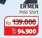 Promo Harga ER MEN Shirt Polo  - Lotte Grosir