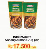 Promo Harga INDOMARET Kacang Almond 70 gr - Indomaret