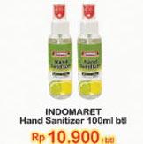 Promo Harga INDOMARET Hand Sanitizer 100 ml - Indomaret