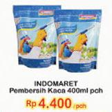 Promo Harga INDOMARET Pembersih Kaca 400 ml - Indomaret
