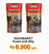 INDOMARET Kuaci 80 gr Harga Promo Rp6.900, Tambah Rp.2.000 dapat 2pcs.