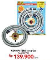 Promo Harga KENMASTER Selang Gas  - Carrefour