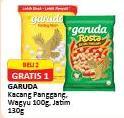 Promo Harga GARUDA GARUDA Rosta Kacang Panggang 110gr/Kacang Atom 130gr  - Alfamart