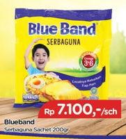 Promo Harga BLUE BAND Margarine Serbaguna 200 gr - TIP TOP