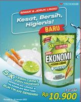 Promo Harga EKONOMI Pencuci Piring Power Liquid  - Alfamidi